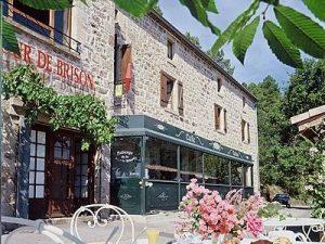 Hotel Restaurant de la Tour de Brison Adresse : Les Quartier La Chapelette, 07110 Sanilhac Téléphone : 04 75 39 29 00